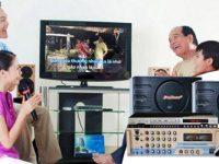 Dàn karaoke 5 số bao gồm những thiết bị nào ? 1