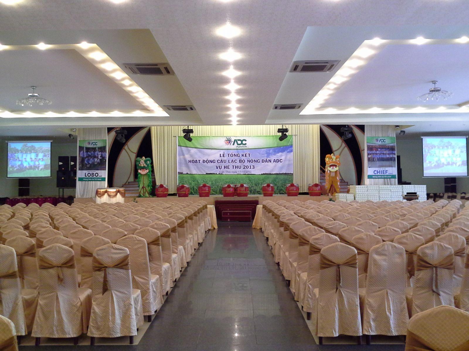 Công ty bán bộ dàn âm thanh hội trường chuẩn ở Hà Nội