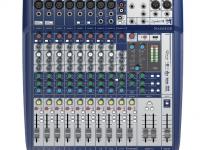 Mixer Soundcraft Signature 12 chuyên dùng cho karaoke 1