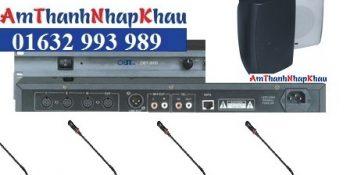 Lắp đặt dàn âm thanh hội trường OBT giá rẻ ở đâu tại Hà Nội