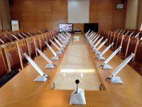Hệ thống hội thảo ổn định, độ hút micro tốt nhất, giá rẻ nhất thị trường OBT 3000 2