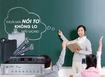 Thiết bị OBT dùng cho âm thanh phòng họp, phòng học nhỏ 20m2 - 25m2 dưới 20 triệu 3