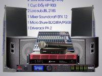 Loa Soundking Line Array G210 sân khấu ngoài trời chuyên nghiệp 9