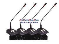 Micro cho hệ thông âm thanh phòng họp