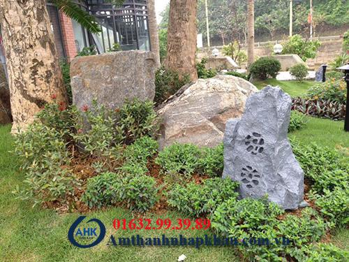 Dự án lắp đặt âm thanh hội trường, sân vườn khu rì sọt thị trấn Thanh Ba tỉnh Phú Thọ 2