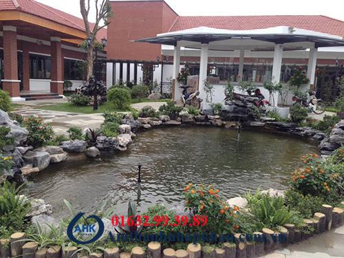 Dự án lắp đặt âm thanh hội trường, sân vườn khu rì sọt thị trấn Thanh Ba tỉnh Phú Thọ 3