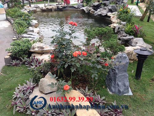 Dự án lắp đặt âm thanh hội trường, sân vườn khu rì sọt thị trấn Thanh Ba tỉnh Phú Thọ 7