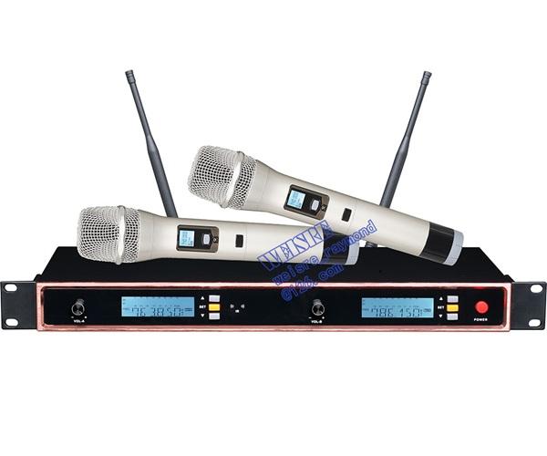 Micro không dây weisre u8010 giá rẻ