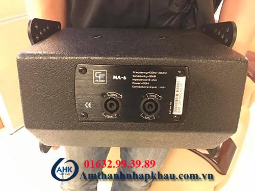 Loa hội trường CF Audio MA 6 chất lượng