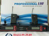Micro cài đầu weisre U8030 thu tốt sóng ổn định 4