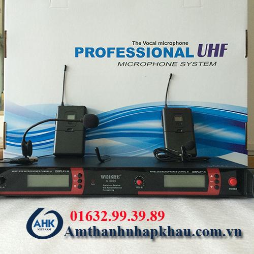 Micro cài tai weisre U8030 chất lượng