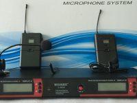 Micro cài áo weisre U8030