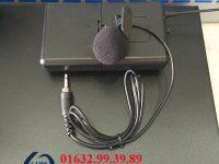 Micro cài áo Weisre PGX58 độ hút tốt không hú rít chính hãng có CO,CQ 3