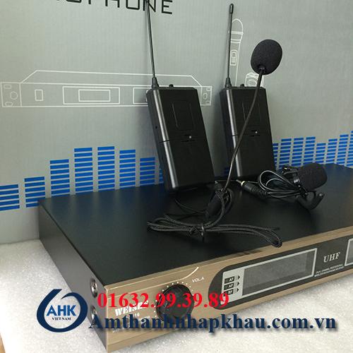 Micro cài áo weisre U3316 nhập khẩu chất lượng cao 3