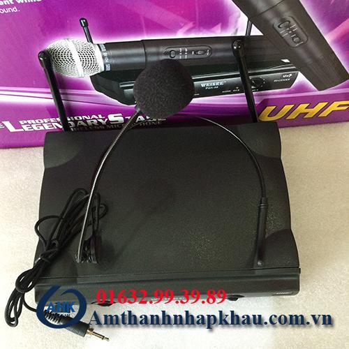 Micro cài đầu Weisre PGX58 hàng chất lượng cao giá tốt nhất thị trường 3