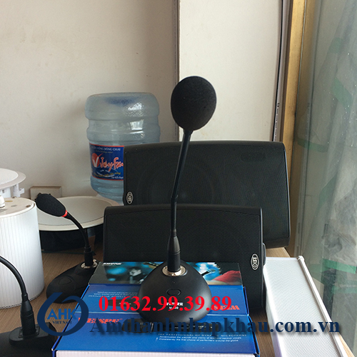 micro cổ ngỗng weisre m580