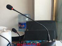 Micro cổ ngỗng Weisre M580 nhập khẩu có CO,CQ độ hút tốt, âm thanh trong 2