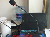 Micro cổ ngỗng Weisre M380 micro bị nhập khẩu 8