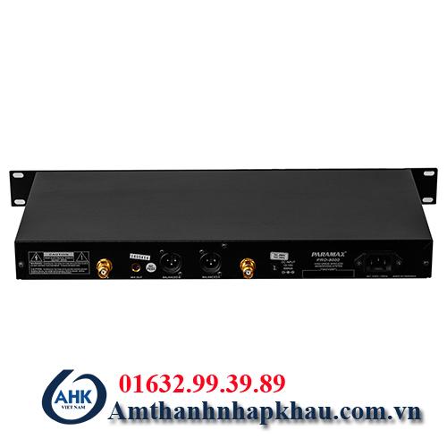 Micro không dây Paramax Pro 8000 hàng Việt Nam chất lượng cao 3