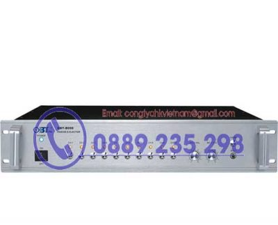 Bộ đấu dây 10 vùng OBT 8050 chất lượng cao