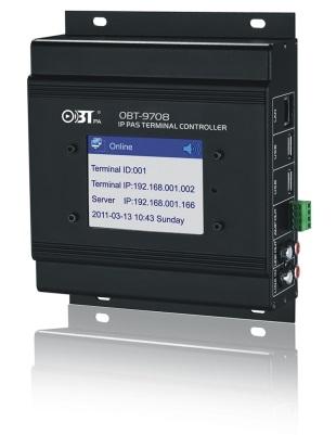 Bộ điều khiển trung tâm IP OBT 9708