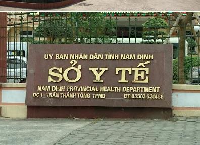dự án lắp đặt âm thanh hội trường, hội thảo cho sở y tế tỉnh nam định