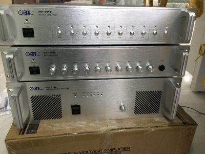 Amply thông báo công suất 2000W