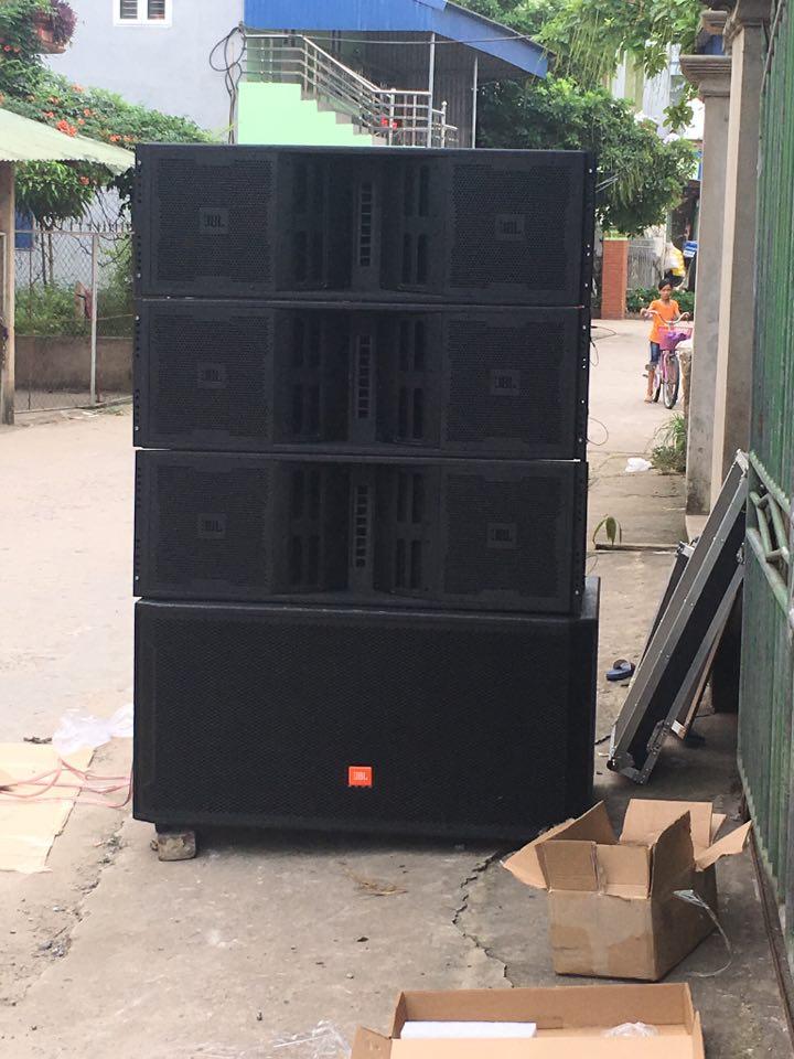 loa array jbl vt488 sử dụng cho dàn âm thanh đám cưới là 1 xu thế mới(1)