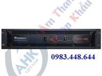 Cục đẩy công suất Korah CDT 1200 công suất khủng đánh cực ngầu