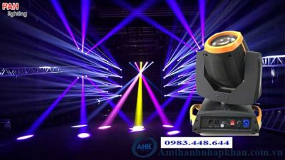Đèn sân khấu chuyên nghiệp - Thiết kế bán đèn sâu khấu