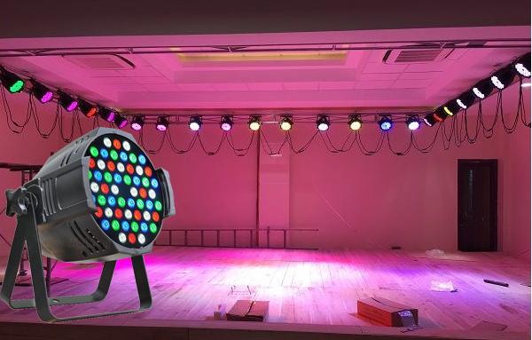 Đèn sân khấu chuyên nghiệp - Thiết kế bán đèn sâu khấu 1