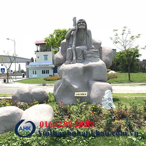 Dự án loa ngoài trời giả đá cho khu công nghiệp Bảo Minh Vụ Bản Nam Định 12