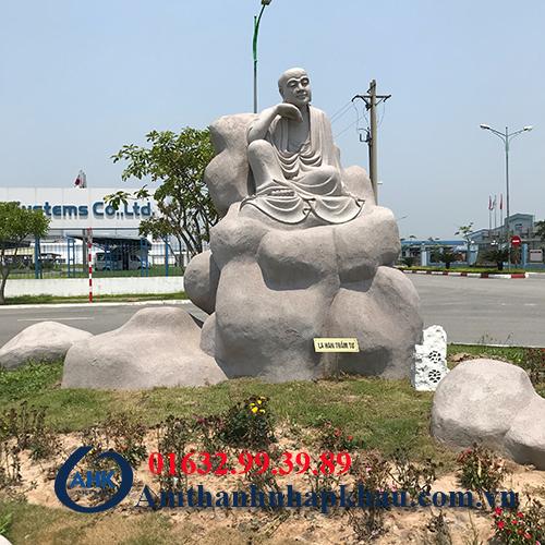 Dự án loa ngoài trời giả đá cho khu công nghiệp Bảo Minh Vụ Bản Nam Định 14