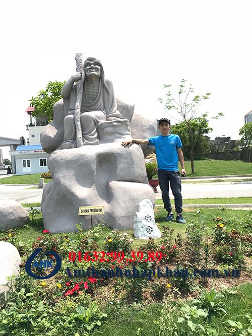Dự án loa ngoài trời giả đá cho khu công nghiệp Bảo Minh Vụ Bản Nam Định 3