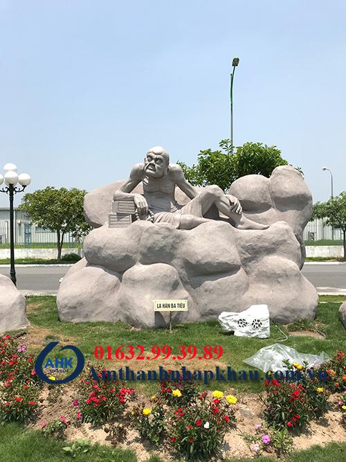 Dự án loa ngoài trời giả đá cho khu công nghiệp Bảo Minh Vụ Bản Nam Định 9