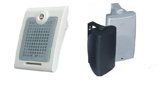 Loa hộp OBT cho hệ thống âm thanh nhà xưởng