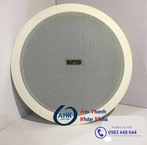 Loa âm trần, gắn trần chất lượng giá tốt APU CLS 606T