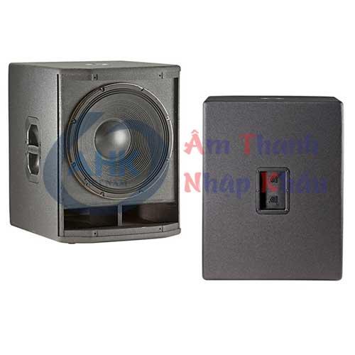 Loa JBL PRX 418S hàng chính hãng, giá tốt bán tại AHK Audio