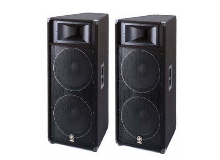 Dàn âm thanh sân khấu Yamaha chọn bộ chính hãng giá chỉ từ 80 triệu