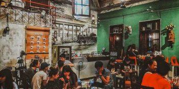 Loa cộtchuyên dùng cho quán cafe