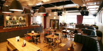 Thiết kế thi công âm thanh nhà hàng tại Hà Nội