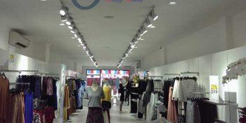 Thiết kế & thi công cho showroom thời trang DOTIIE – Gò Vấp