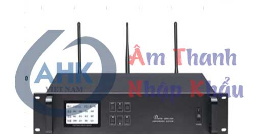 Bộ điều khiển trung tâm OBT 6800 cho hội nghị, hội thảo.