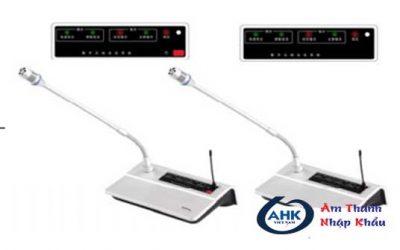 Micro đaị biểu OBT 6802 không dây cho hội nghị, hội thảo.