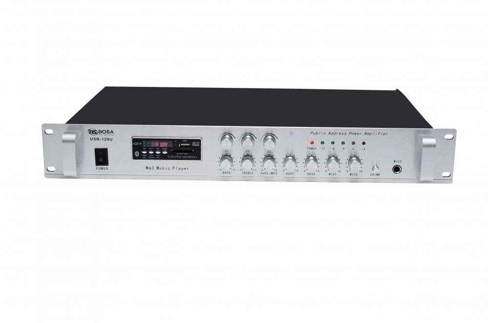 Amply-phan-tan-Bosa 120U-USB