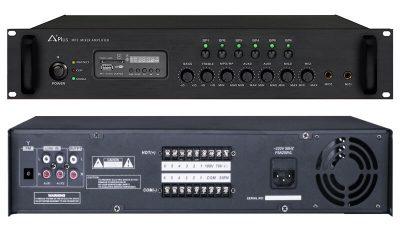 Amply liền mixer Aplus AS-6Z650 2