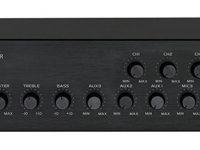Amply Aplus AP-4A360 lựa chọn 4 vùng âm thanh 4