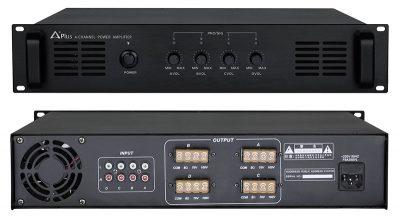 Amply công suất 4 kênh APlus AP-4C240 hàng cao cấp 1