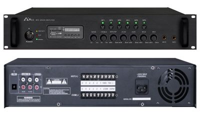 Amply liền mixer Aplus AS-6Z120 2