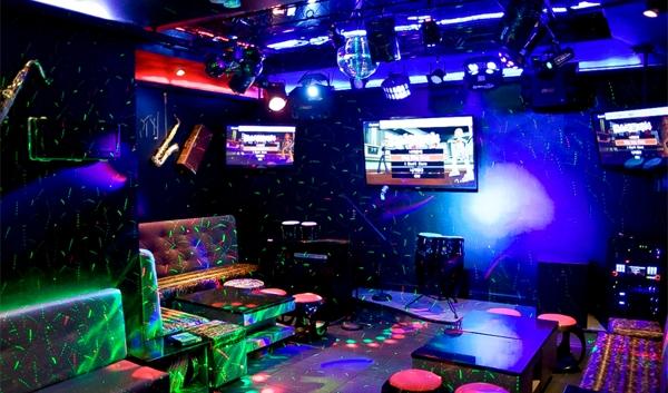 dàn âm thanh karaoke quán hát chuyên nghiệp